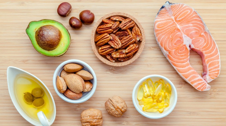 Good sources of Omega-3's and unsaturated fats