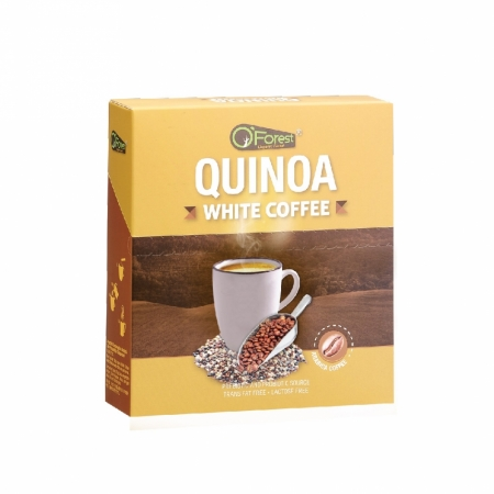 oforest quinoa white coffee
